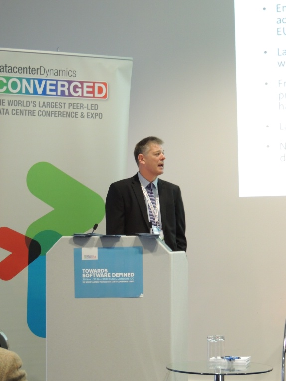 Simon Campbell-Whyte presents PEDCA at DCD